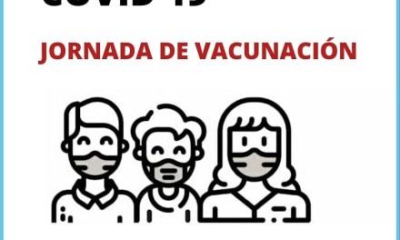 Nueva Jornada de Vacunación