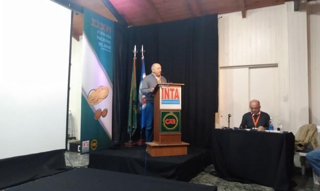 Exitosa XXXVI Jornada Nacional de Maní