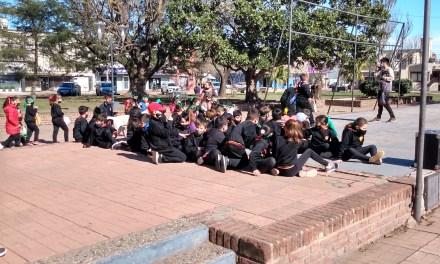 Festejos Día del Estudiante y la Primavera en las escuelas