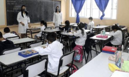 Las escuelas se preparan para la presencialidad plena