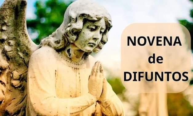 Parroquia San José – Novena de Difuntos