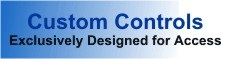 Microsoft Access ActiveX custom controls