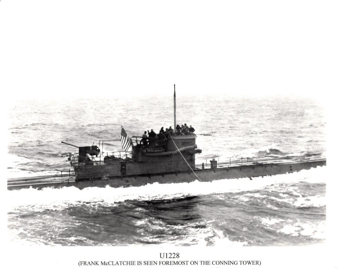 My Six Days In A German Submarine