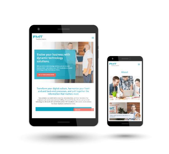 fmt, website, mobile