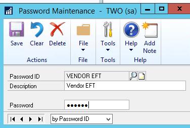 Field-Level-Security-Password Maintenance