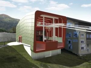 Jakobshornbahn Davos Jschalp