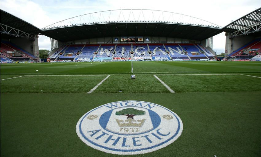 Wigan athletic fc stadium