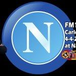 FM19 Carlo Ancelotti 4-4-2 Tactic at Napoli