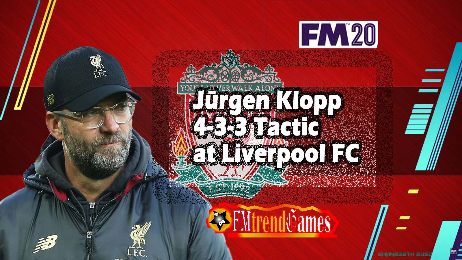 Jurgen Klopp 4 3 3 Gegenpress Tactic With Liverpool FC In