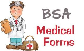 BSA - Medical Forms