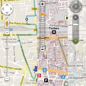 Delphi Firemonkey Maps