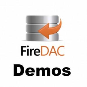Delphi XE5 Firemonkey Firedac Demos