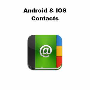 Delphi XE5 Firemonkey Cross Platform Contacts