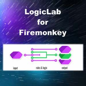 Delphi XE6 Firemonkey Logic Lab Component Suite Android IOS