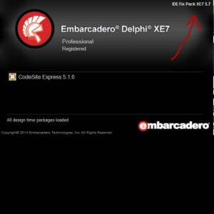 Delphi XE7 Firemonkey Free IDE Bug Fix Pack