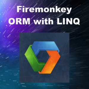 Delphi XE7 Firemonkey ORM With Linq For Windows And Mac OSX