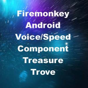 Delphi XE7 Firemonkey Speech Recognition Text To Speech Component