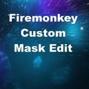 Delphi XE7 Firemonkey Mask Edit