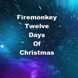 Delphi XE7 Firemonkey Twelve Days Of Christmas