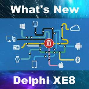 Delphi XE8 Firemonkey Whats New Android IOS