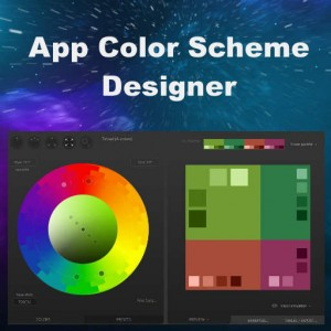 Delphi XE8 Firemonkey Color Scheme Designer For Your Apps