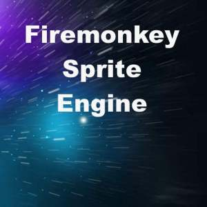 Delphi XE8 Firemonkey Sprite Engine Android IOS