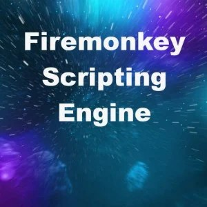 Delphi XE8 Firemonkey Script Interpreter Android IOS