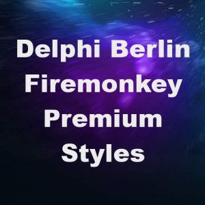 Delphi Berlin Premium Style Book Firemonkey Android IOS OSX Windows