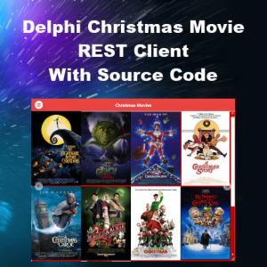 Delphi FireMonkey REST Client Android IOS Windows MacOSX