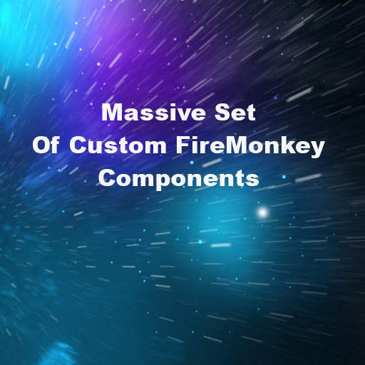 Massive Set Of Free FireMonkey Components On GitHub For