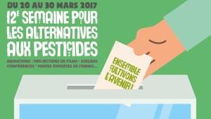 Source : affiche 12ième semaine pour alternatives pesticides