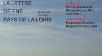 FNE Pays de la Loire vient de publier sa revue trimestrielle n°22. Découvrez ce nouveau numéro de La Lettre de FNE Pays de la Loire qui aborde dans son dossier […]