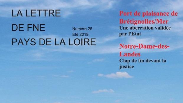 FNE Pays de la Loire vient de publier le numéro 26 de sa lettre d'information trimestrielle. Au menu, un dossier sur la sécheresse que connait notre région, tout comme la […]