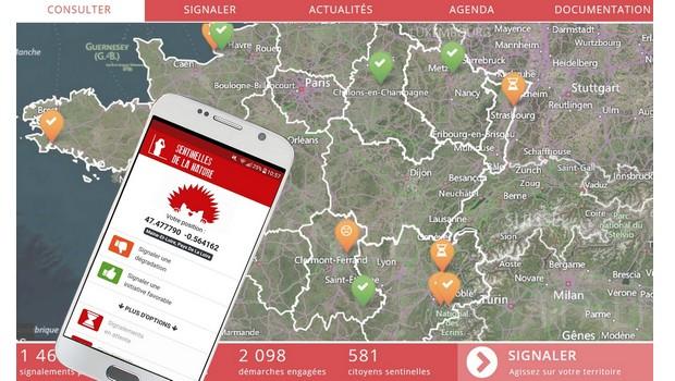 Grâce au succès du financement participatif, le signalement des actions négatives ou positives sur l'environnement est désormais possible en Pays de la Loire! Avec 8040€ récoltés, les ligériens ont témoigné […]