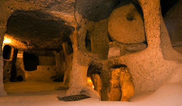 كابادوكيا مدينة الجمال والطبيعة في تركيا وجهة السياح العرب