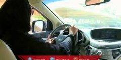 تفاصيل اليوم الأول لقيادة السيارات للمرأة السعودية