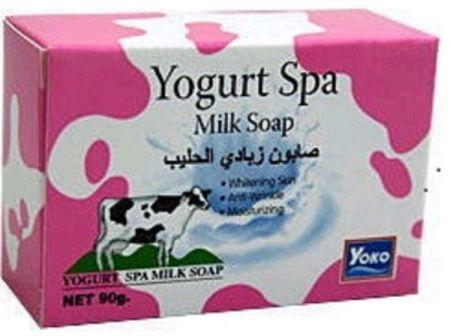 يوكو صابونة زبادي الحليب