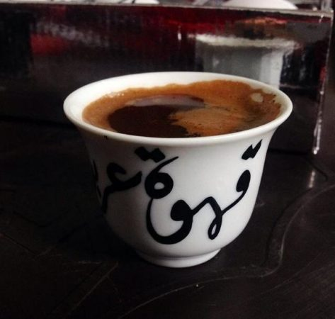 كلمات في القهوه والكيف