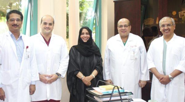 مستشفى الكويتي الشارقة بالصور