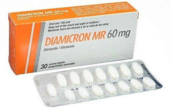 دياميكرون ام ار Diamicron MR دواعي الاستعمال والاثار الجانبية