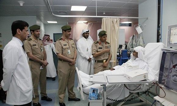 مواعيد المستشفى العسكري بالرياض