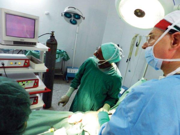 مستشفى النور ابوظبي شارع خليفة