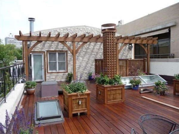 تجربتي في بناء غرفه في السطح