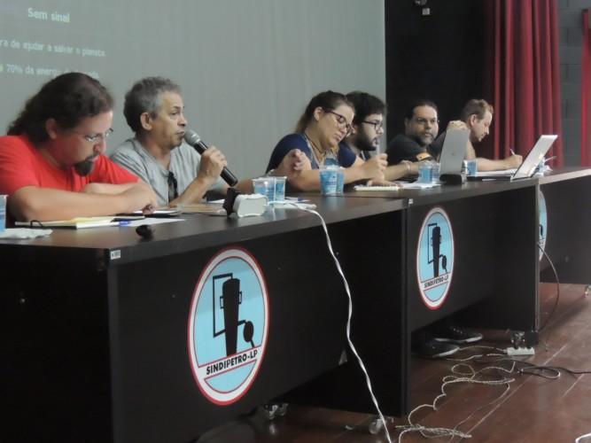 Reunião ampliada de organização da FNP