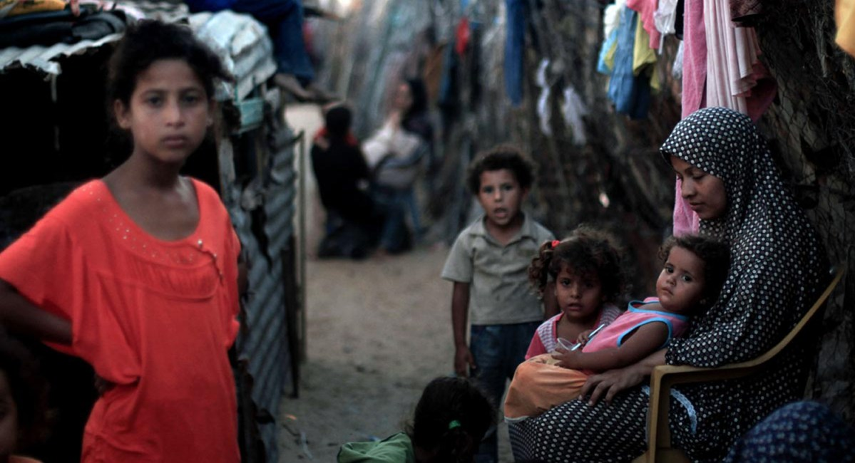 palestinian-children-in-gaza-al-zaitoun-neighbourhoodNEWS