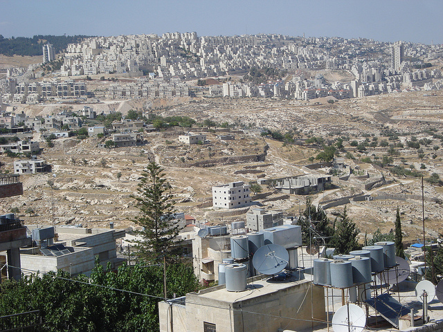 settlement west bank