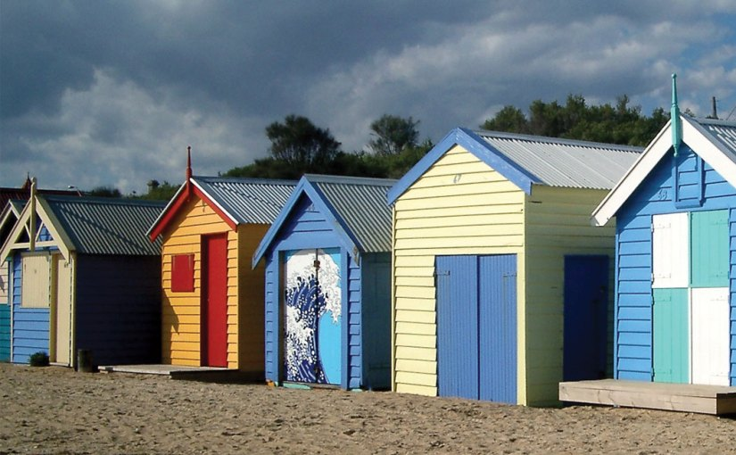 Beach Hut Interiors