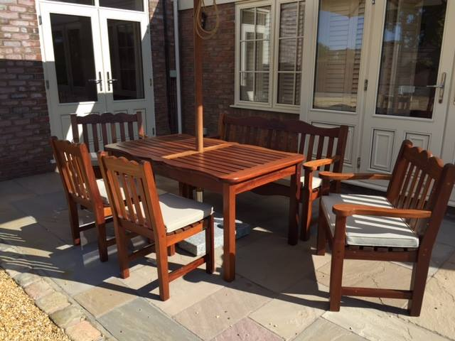 Replacement Outdoor Cushions for Patio Set