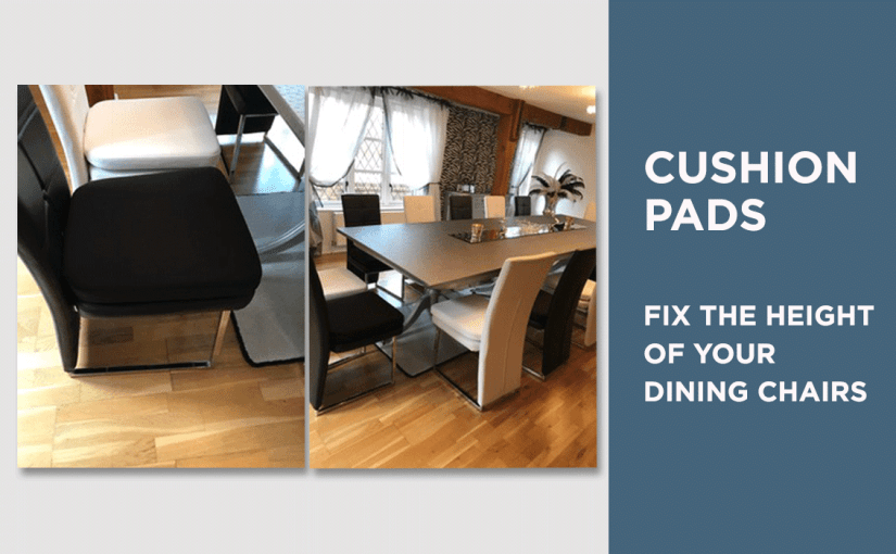 Foam Cushion Pads For Dining Chairs