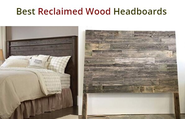 top 10 best reclaimed wood headboards